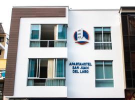 Apartahotel San Juan Del Lago, Pereira