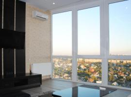 Luxury 2BDR with lake view, Kharkov