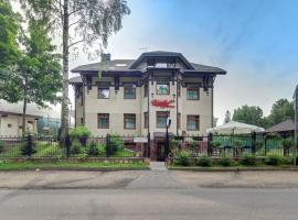 Shuvaloff Hotel, Saint-Pétersbourg