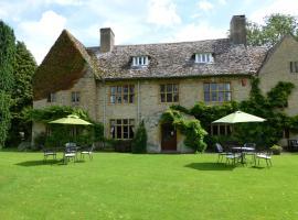 Charney Manor, Kingston Bagpuze