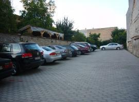 Erhardt Panzió, Sopron