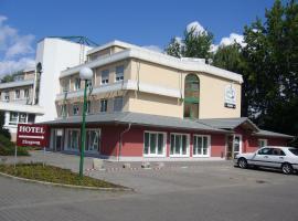 Hotel Garni Stadt Friedberg, Frydbergas