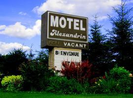 Motel Alexandrin, Saint-Georges