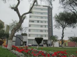 Palmetto Hotel Business San Miguel