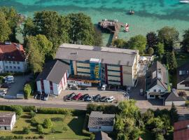 Hotel Attersee, Seewalchen
