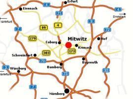 Hotel Gasthof Wasserschloß, Mitwitz