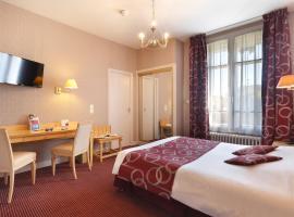 Inter-hotel Normandie, Auxerre