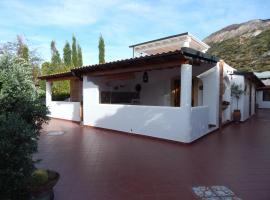 Casa Arcada, Vulcano