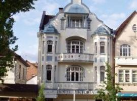 Hotel Viktoria, Bad Pyrmont