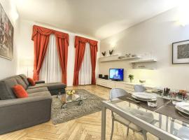 薩爾瓦托公寓, 布拉格