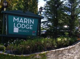 Marin Lodge, San Rafael
