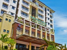 The Pinnacle Hotel and Suites, Davao Stadt