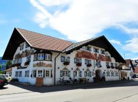Hotel Weinbauer, Швангау