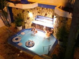 Hotel Caribe, Santa Cruz de Barahona