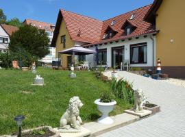 An der Uferpromenade, Worbis