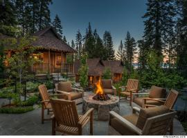 Cedar Crest Cottages, Homewood