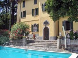 Villa Santa Chiara, Lesa