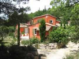 B&B La Cigaline, Vaison-la-Romaine
