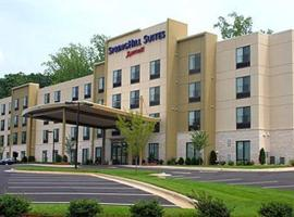 SpringHill Suites Winston-Salem Hanes Mall, Williamsburg Square