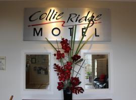 Collie Ridge Motel, Collie