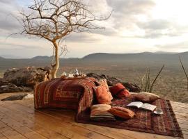 Saruni Samburu, Archers Post