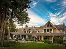 Retreat Wilderness Inn, Nimpo Lake