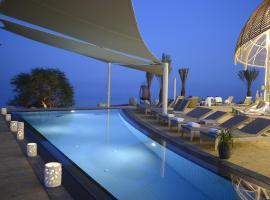 Ein Gedi Kibbutz Hotel, Ein Gedi