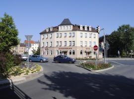 Hotel Sächsischer Hof Hotel Garni