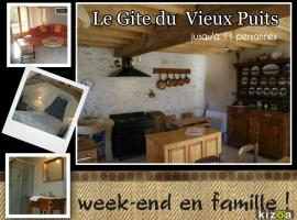 Gîte du Vieux Puits, Oisly