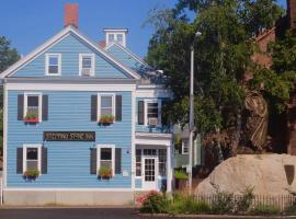 Stepping Stone Inn, Salem