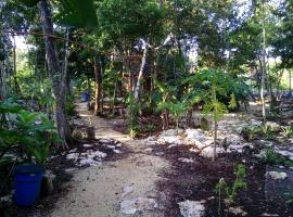 Quintana Roo National Park Campground & Hiking, Tulum