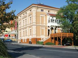 Hotel Mertin, Chomutov