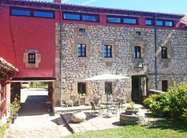 Hotel Rural Molino De Luna, Soncillo