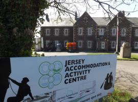 Jersey Accommodation and Activity Centre, Gorey