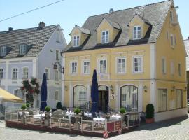 Genießerhotel Lodner, Lauingen