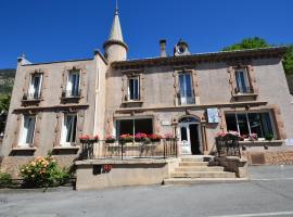 Hôtel Edelweiss, Бриансон