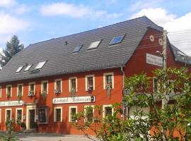 Altes Wirtshaus, Tharandt