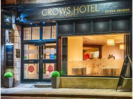 Crows Hotel, Lenkastera