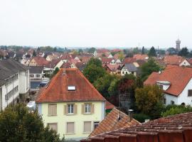 Le Petit Rempart Appartement, Huttenheim