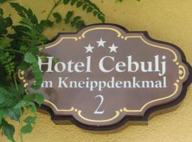 Hotel Cebulj, Bad Wörishofen