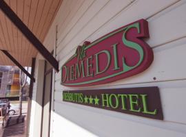 Boutique Hotel Vila Diemedis