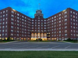 Berkeley Oceanfront Hotel 3 Star Asbury Park