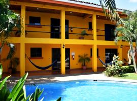 Hotel Mediterraneo, Playa Avellana