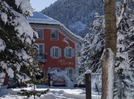 Hotel Steinbock Pontresina, Pontresina