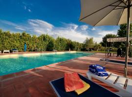 Villa Olena, Reggello
