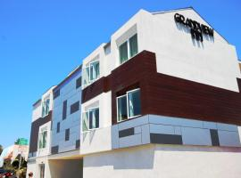 Grandview Inn, Hermosa Beach