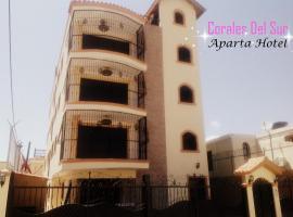 Apart-Hotel Los Corales Del Sur, Mendoza