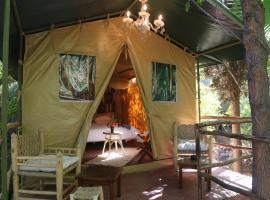 Le Jardin Tougana Campement Lodge, El Harkat