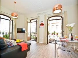 The Zentral Suites & Apartments, Sevilha