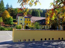 Hotel Schlossresidenz Heitzenhofen, Kleinduggendorf